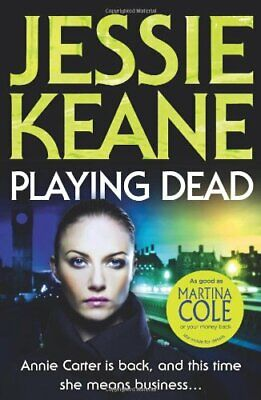 Playing Dead, Keane, Jessie Paperback Book The Cheap Fast Free Post