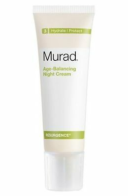Murad Age Balancing Night Cream 1 7 Oz New