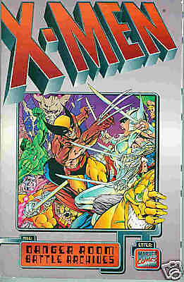 X-Men: Danger Room Battle Archives (TPB, USA)