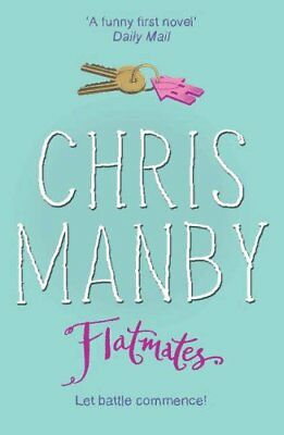 Flatmates By Chris Manby. 9780340837221 for sale  Shipping to India
