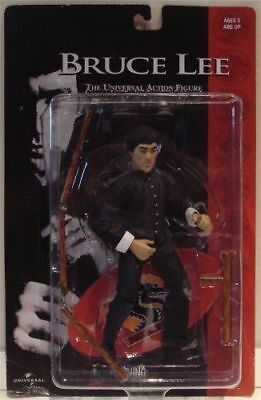 Bruce Lee The Universal Action Figure Black Outfit](Bruce Lee Outfits)