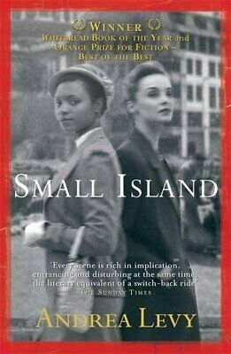 Small Island: Winner of the 'best of the best' Oran... by Levy, Andrea Paperback