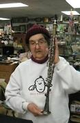 Antique Clarinet