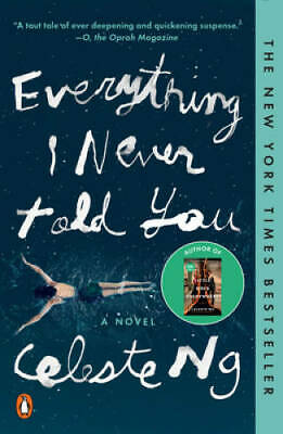Everything I Never Told You - Paperback By Ng, Celeste - GOOD