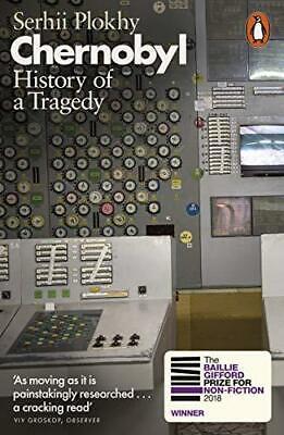 Chernobyl by Serhii Plokhy Paperback NEW Book