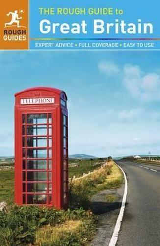 NEW The Rough Guide to Great Britain By Rough Guides Paperback Free Shipping