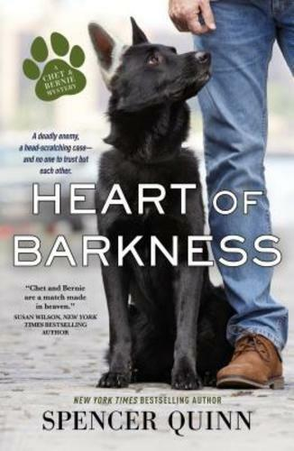 Heart Of Barkness By Spencer Quinn: New