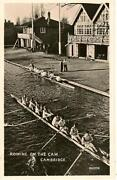 Cambridge Rowing