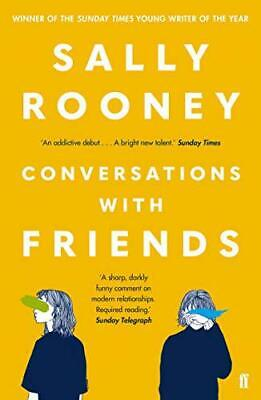 Conversations with Friends by Rooney, Sally, NEW Book, FREE & FAST Delivery, (Pa