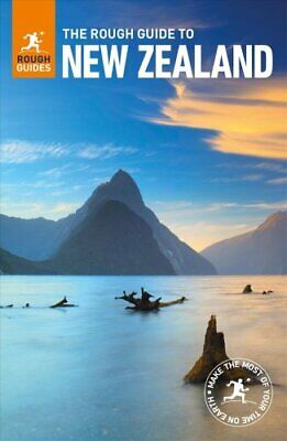 The Rough Guide to New Zealand (Travel Guide) by Rough Guides 9780241311660