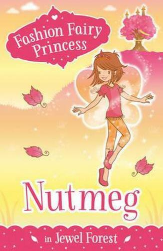 NEW Nutmeg in Jewel Forest By Poppy Collins Paperback Free Shipping