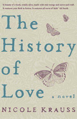 The History of Love,Nicole Krauss