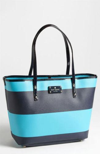 Kate Spade Navy Blue Handbag Ebay