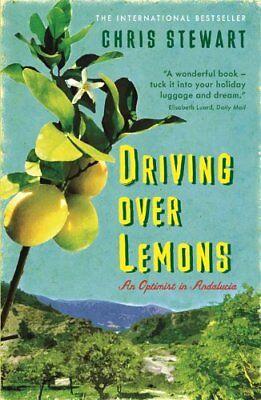 Driving Over Lemons: An Optimist in Andalucia (The Lemons Trilogy),Chris