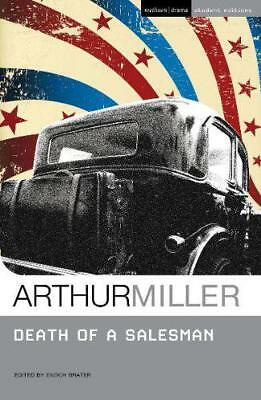 """Death of a Salesman"" (Student Editions) by Arthur Miller, NEW Book, FREE & FAST"