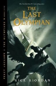 Percy Jackson & The Olympians: The Last Olympian, Book 5