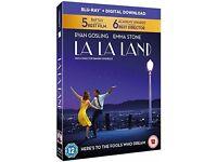 Blu-Ray DVD - La La Land