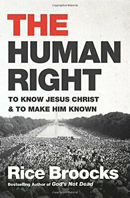 NEW - The Human Right: To Know Jesus Christ and to Make Him