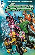 Green Lantern Sonderband