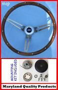 F100 Steering Wheel