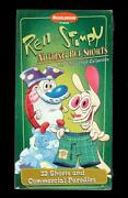 Ren Stimpy VHS