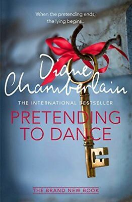 Diane Chamberlain, Pretending to Dance, UsedVeryGood, Paperback
