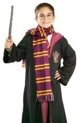 (Official Harry Potter Scarf Gryfinndor Fancy Dress Up Costume Accessory P6925)