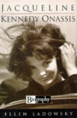 Jacqueline Kennedy Onassis (Biography S.) by Ladowsky, Ellen Hardback Book The