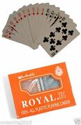 Casino Royale Cards