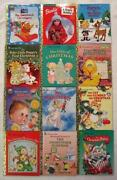 Little Golden Books Christmas
