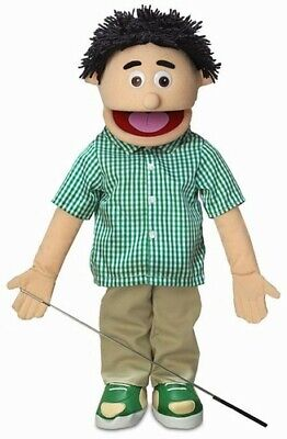 Silly Puppets Kenny (Caucasian) 25 inch Full Body Puppet