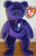 Beanie Baby Princess Bear PE