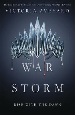 War Storm (Red Queen 4), Aveyard, Victoria, New,