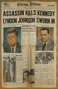 Kennedy Newspaper