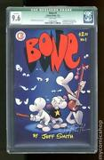 Bone 1 First Print