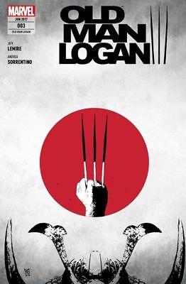 OLD MAN LOGAN PAPERBACK deutsch #3  (US 9-13)  JEFF LEMIRE Wolverine