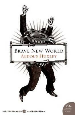 Brave New World - Paperback By Aldous Huxley - GOOD