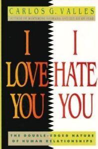 I Love You, I Hate You - $8.16