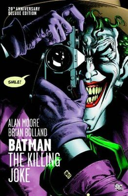 Batman The Killing Joke Special Ed HC by Brian Bolland 9781401216672