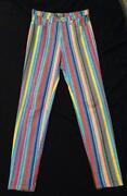 Striped Jeans