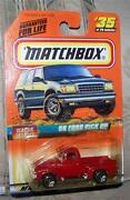 Matchbox Ford Pickup