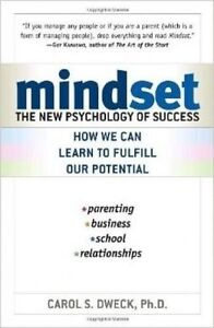 Mindset: The New Psychology of Success by Carol Dweck (CD-Audio, 2011)