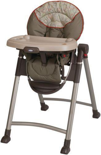 Graco Contempo High Chair Ebay