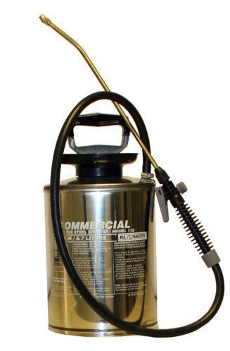 Stainless Steel Sprayer Ebay