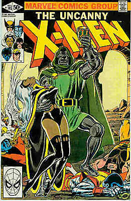 Uncanny X-Men # 145 (guest: Dr.Doom) (USA)