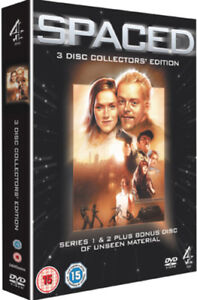 Spaced: The Complete First and Second Series (Box Set) DVD (2006) Jessica