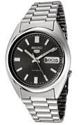 Seiko Mens Automatic Watch New