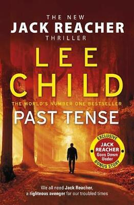 Past Tense: Jack Reacher Book #23 by Lee Child - Paperback