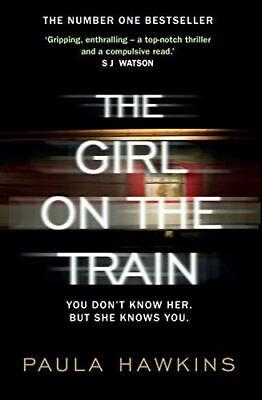 The Girl on the Train, Hawkins, Paula, Very Good, Hardcover