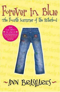 Forever In Blue-Fourth Summer Of  Sisterhood-Ann Brashares +